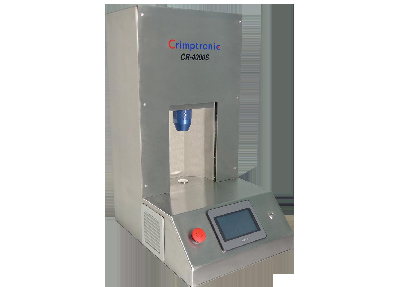 Elektrische Bördelstation zum Verschließen Vials : CR-4000S
