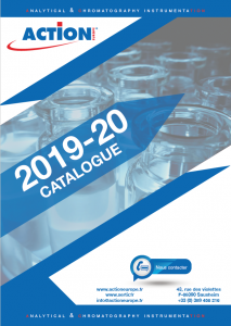 Catalogues sertisseuses, visseuses et consommables de laboratoires. Catalogues sertisseuses visseuses consommables de laboratoires. catalogue machines ACTION EUROPE 2019 2020