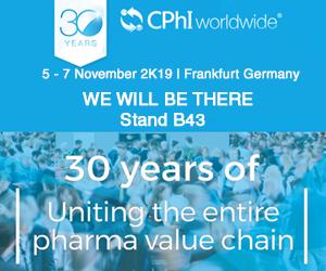 Teilnahme CPhI Frankfurt 2019